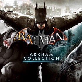 Barman Arkham Collection