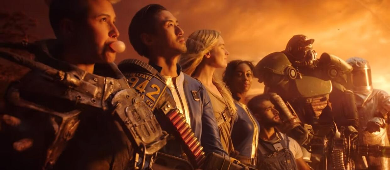 Fallout 76 zwiastun aktorski
