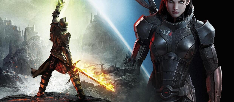 """BioWare twierdzi, że ma """"ogromne plany"""" wobec """"Dragon Age'a"""" i """"Mass Effecta"""""""