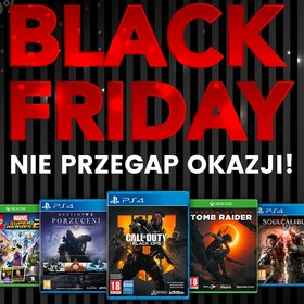 Black Friday 2018 Cenega