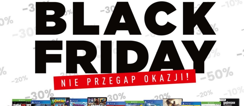Black Friday na gry