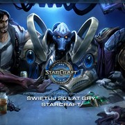 StarCraft obchodzi 20 urodziny  Blizzard rozdaje prezenty graczom