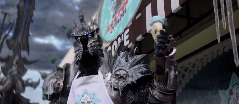 Blizzard stawia graczom lody w Warszawie