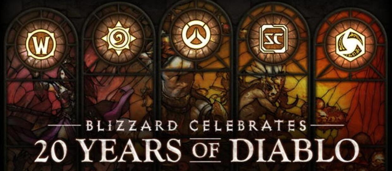 Blizzard zapowiada świętowanie  z przytupem 20-lecia Diablo