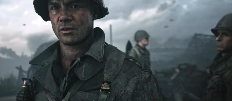 Call of Duty: WWII w 1. oficjalnym zwiastunie