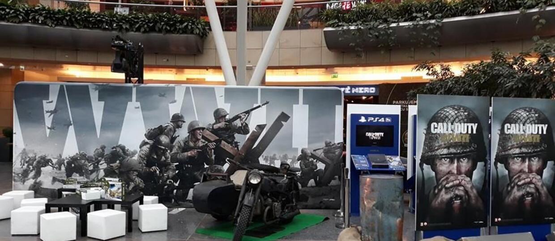Call of Duty: WWII wzywa do Złotych Tarasów