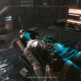 gameplay Cyberpunk 2077