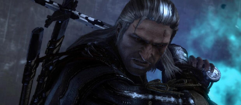 Geralt w grze Wiedźmin 2