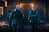 Geralt i Ciri