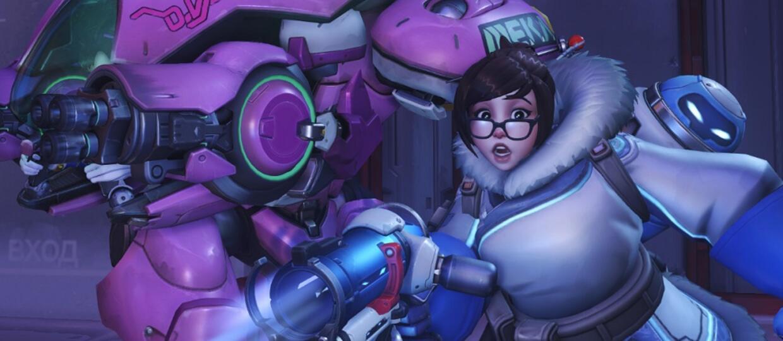 Mei z Overwatch