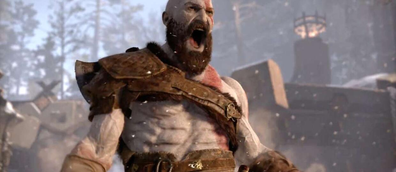 Kratos God of War 2018