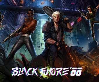 """Cyberpunkowa gra """"Black Future '88"""" ukaże się na PC jeszcze w 2018 roku"""