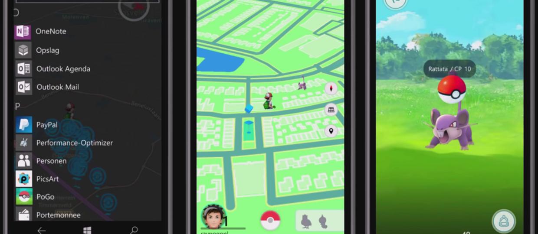 Da się już grać w Pokemon GO na Windows