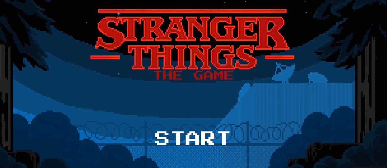"Darmowa gra ""Stranger Things: The Game"" podbija serca fanów serialu"