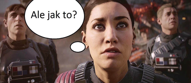 """Disney nie chce, by gry z serii """"Gwiezdne Wojny"""" były produkowane przez Electronic Arts?"""