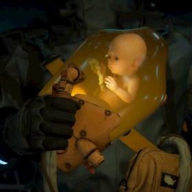 Łącznikowe Dziecko z Death Stranding