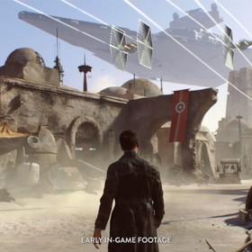 Kadr z gry Star Wars od Visceral Games