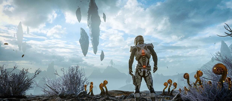 EA rozdaje 10 godzin Mass Effect: Andromeda
