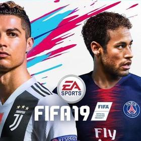 Cristiano Ronaldo i Neymar w FIFA 19