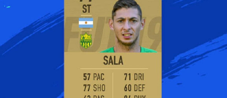 Emiliano Sala w FIFA 19