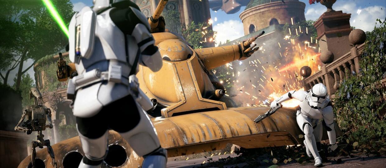 EA wdeptane w ziemię za obronę mikrotransakcji w Star Wars: Battlefront II