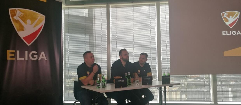 ELIGA - rozgrywki najlepszych polskich drużyn e-sportowych