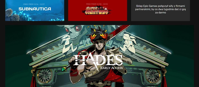 Sklep Epic Games