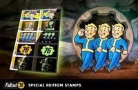Fallot 76 znaczki świecące w ciemnościach