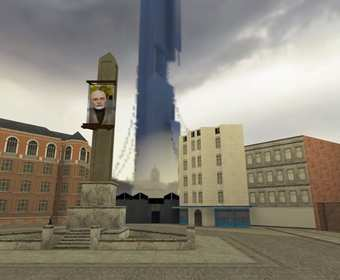 Fani stworzyli Half-Life 2 w Half-Life 1