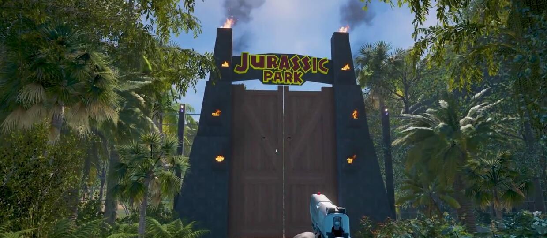 """Fani stworzyli Park Jurajski w edytorze map z """"Far Cry 5"""""""