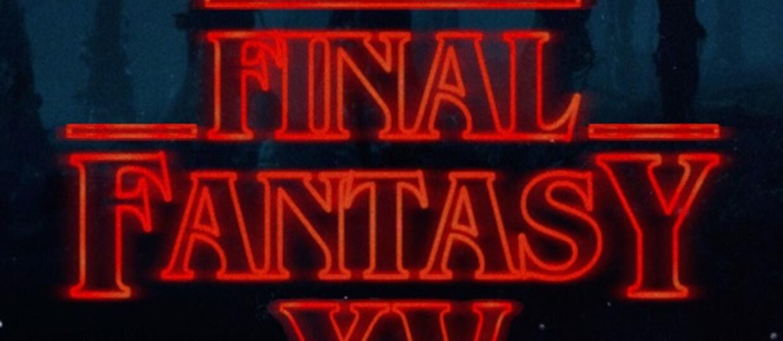 "Final Fantasy XV w zwiastunie inspirowanym ""Stranger Things"""
