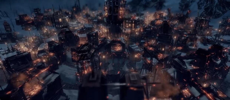 Frostpunk Upadek Winterehome