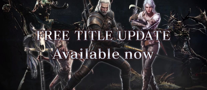 Geralt i Ciri walczą razem w zwiastunie premierowym dodatku do Monster Hunter: World
