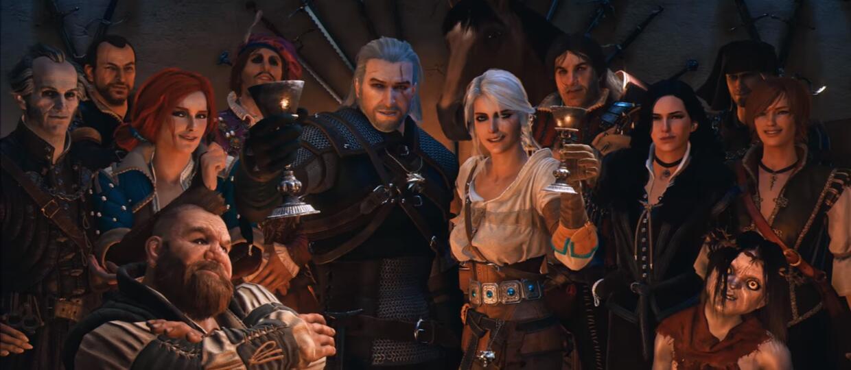 Geralt tęskni za graczami na filmie z okazji 10-lecia gier Wiedźmin