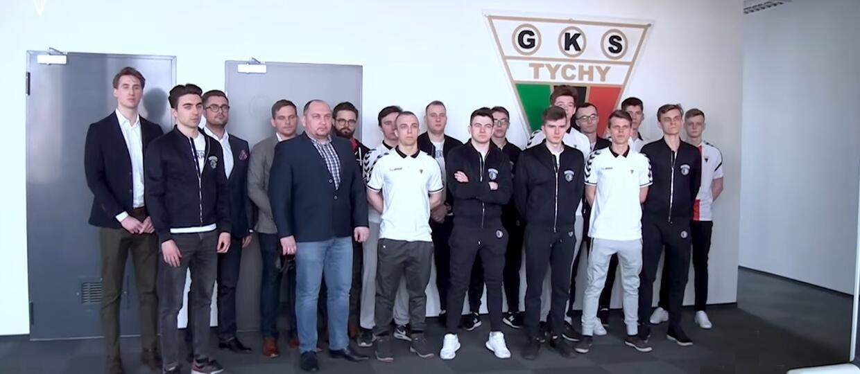 Kadra e-sportowa GKS Tychy