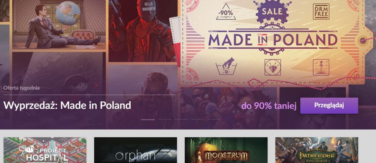 GOG Made in Poland