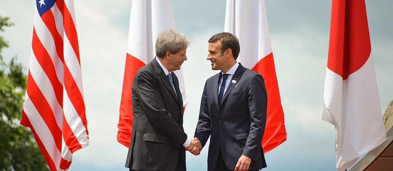 Gracze udaremnili zamach na prezydenta Francji