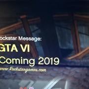 [AKTUALIZACJA] GTA VI pojawi się w 2019 roku? Tak sugeruje wiadomość w trybie GTA Online