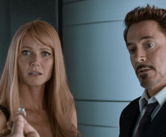 Tony Stark i Pepper Potts