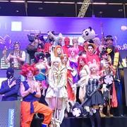 IEM Katowice 2019 cosplay
