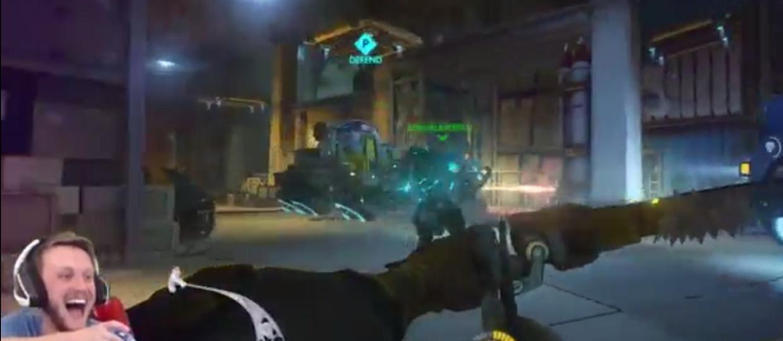 Jak gra się w Overwatch za pomocą łuku?