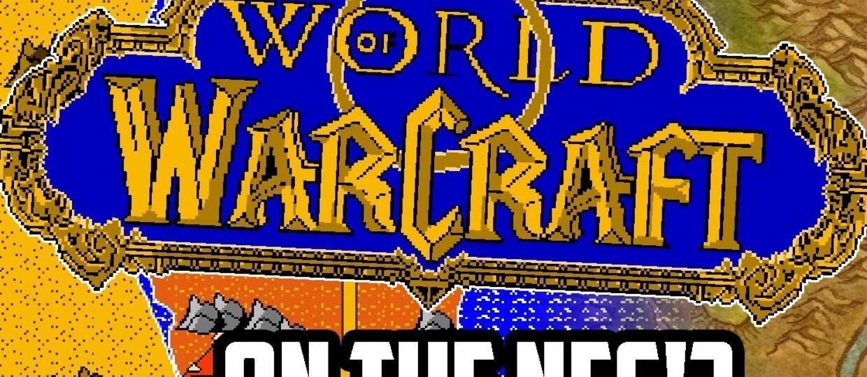 Jak wyglądałby World of Warcraft na Pegasusie?