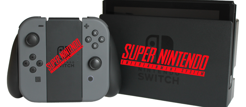 Jak zamienić Nintendo Switch w SNES-a?