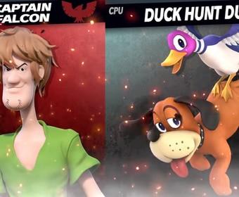 """Jakiś szaleniec dodał Kudłatego do """"Super Smash Bros."""" za pomocą modów"""