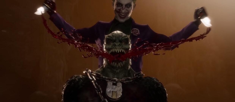 Joker w Mortal Kombat 11
