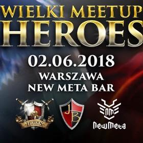 Heroes 3 meetup