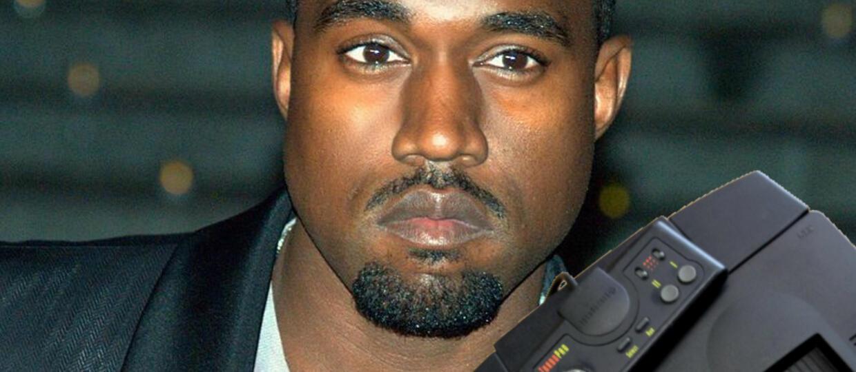 Kanye West nagrywa album o grach komputerowych?