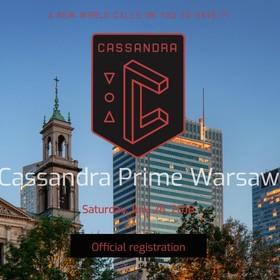 Cassandra Prime Warszawa
