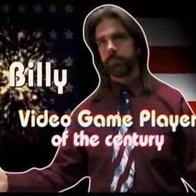 Billy Mitchell, King of Kong
