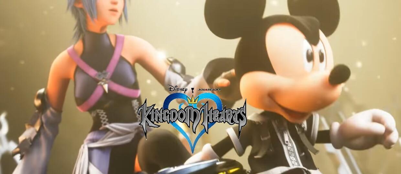 Kingdom Hearts w odnowionej wersji trafi na PlayStation 4